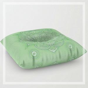 cuscino quadrato grande anahata
