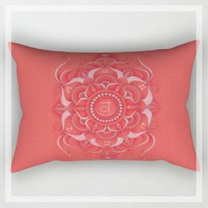 cuscino rettangolare svadhisthana