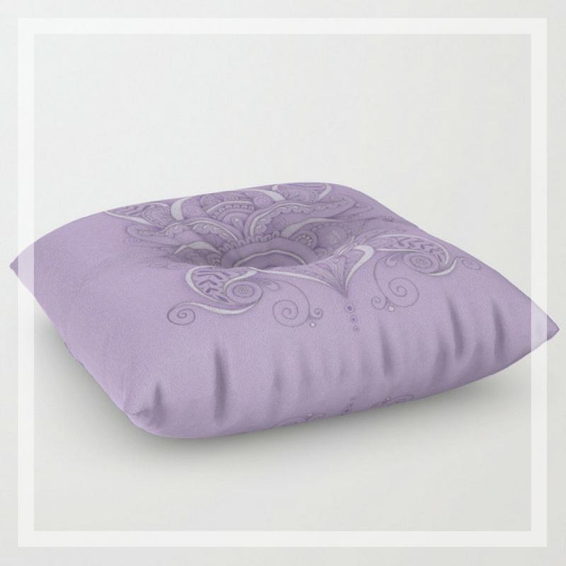 cuscino quadrato grande ajna